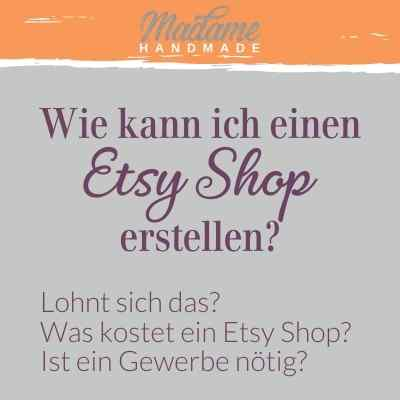 Wie kann ich einen Etsy Shop erstellen link zum Blogartikel